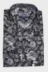 Рубашка Nadex 361015И_170 черно-белый