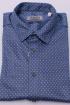 Рубашка Nadex 258015Т синий