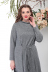 Платье Michel chic 2019 серый