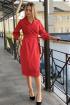 Платье S.O.L O Me 736 красный