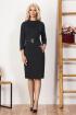 Платье Bazalini 3482 черный