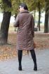 Пальто DOGGI 6289 беж