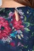 Платье Basagor 468 синий