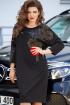 Платье Vittoria Queen 11623 черный
