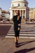 Платье Mirolia 575 черный