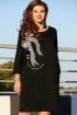 Платье Vittoria Queen 11613 черный