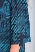 Платье Karina deLux B-281Б сине-голубой