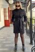 Платье S.O.L O Me 745 чёрный