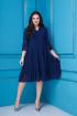 Платье Anastasia 251 синий