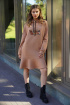 Платье Prestige 3963/170 бежевый