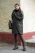 Пальто DOGGI 6280 черный