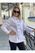 Рубашка S.O.L O Me 732 белый