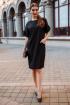 Платье Madech 205346 черный