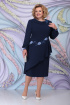 Платье Ninele 5800 синий