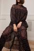 Платье MilMil 1032 Бордо