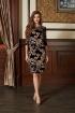 Платье Bazalini 3753 пудра