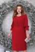 Платье Ninele 2272 красный