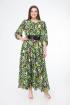 Платье Gold Style 2201 зеленый