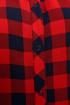 Рубашка Madech 202263 красный,синий