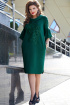 Платье Vittoria Queen 11593/1 изумруд