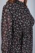 Платье MALI 420-132 красные_цветы