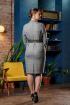 Платье Elady 3709 клетка