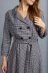 Платье Mirolia 863 серый