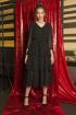 Платье ELLETTO LIFE 1808 черный