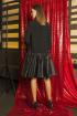 Платье ELLETTO LIFE 1800 черный