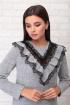 Платье LIMO 10039 серый