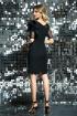 Платье DiLiaFashion 0423 черный