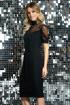 Платье DiLiaFashion 0426 черный