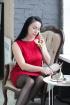Платье VG Collection 48 красный