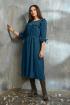 Платье JeRusi 20119 бирюза