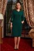 Платье Lissana 4158 зеленый
