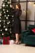 Платье LadisLine 1305 черный