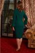 Платье Lissana 4156 зеленый
