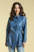 Рубашка Магия моды 1842 голубой