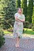 Платье Djerza 1442 зеленый