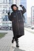 Пальто Lady Secret 8275 черный