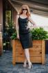 Платье Avenue Fashion 103 черный