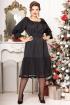 Платье Мода Юрс 2620 черный