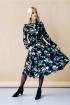 Платье LULA.BY LY2020FLWYELLOW