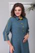 Платье Michel chic 2027 стальной-голубой
