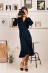 Платье Mirolia 759 синий