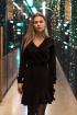 Платье Mirolia 867 чёрный