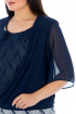 Платье Almila-Lux 1034 синий