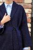 Пальто Colors of PAPAYA 1501 синий