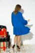Платье Anastasia 523 морская_волна