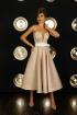 Платье Lady Lusso 25-20 капучино